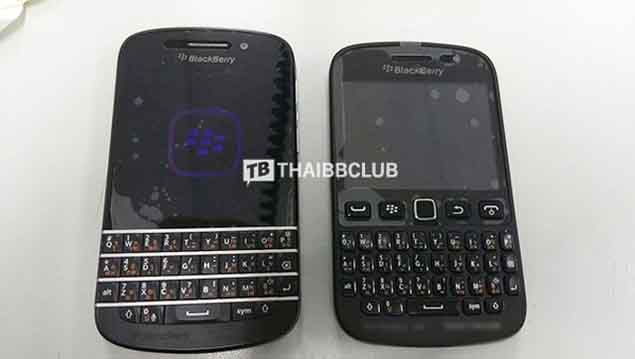 Purported images of BlackBerry 9720 with BB 7 OS spotted online