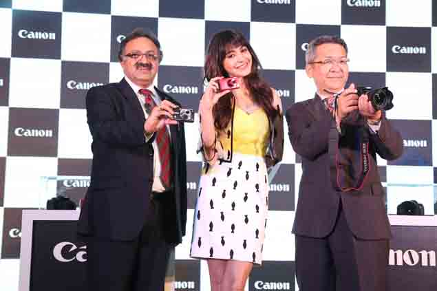 Canon introduces 12 new cameras in the Indian market