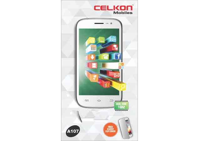 Celkon to launch A107 Signature One and Celkon C779 in India