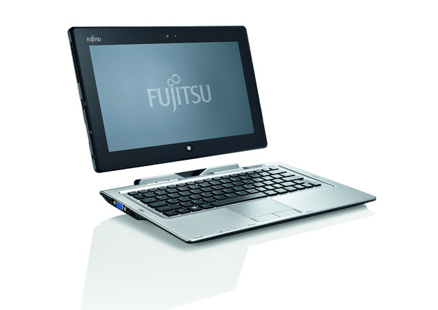 Fujitsu launches Windows 8 tablet cum notebook for Rs. 69,000