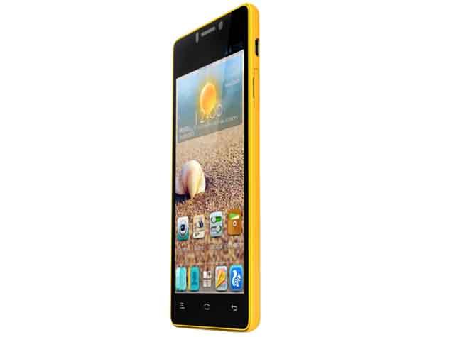 smartphone with flash camera india