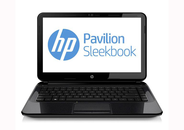 HP unveils AMD-powered Sleekbooks at CES 2013