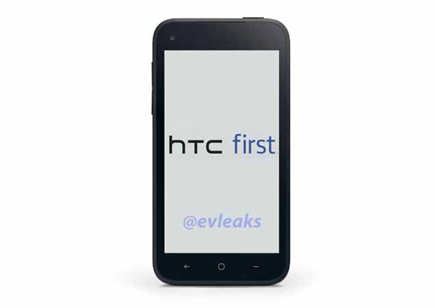 HTC 'First' Facebook phone render leaked online