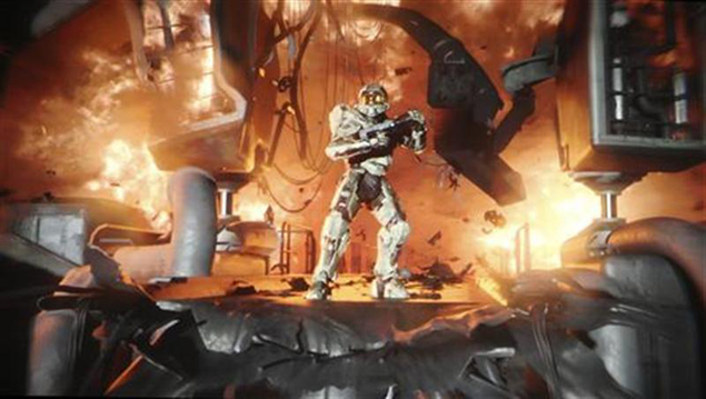 Halo 4 release spurs frenzy among gamers