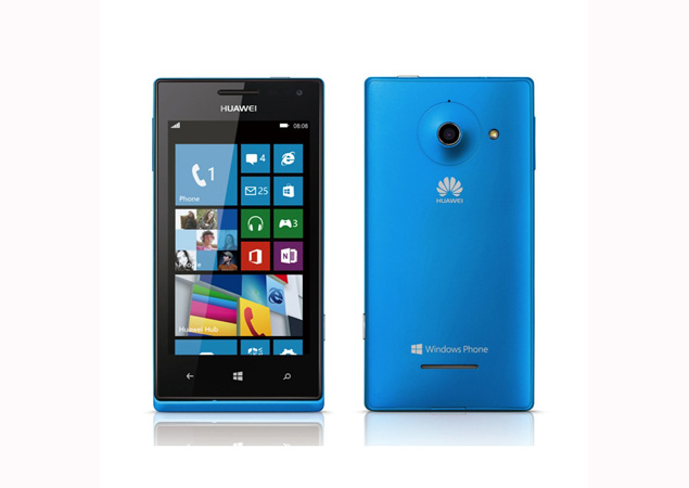 Huawei Ascend W1 with Windows Phone 8 coming to UK in March