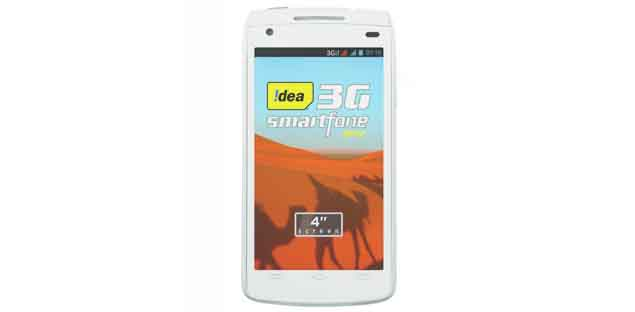 idea cellular to launch android 4 0 smartphone whiz for rs 7 850