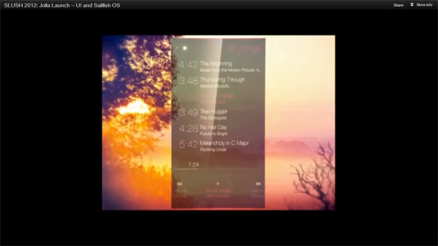 Ex-Nokia employees at Jolla provide first glimpse of new Sailfish OS