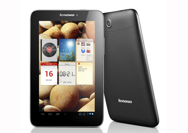Lenovo launches 7-inch 3G tablet A2107 with Android 4.0  Rs. 14,000