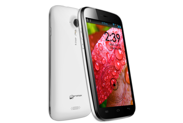 Micromax launches A116 Canvas HD with quad-core processor for Rs. 13,990