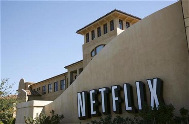 Netflix blames Amazon for Christmas Eve outage