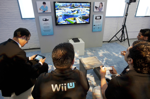 Nintendo Wii U faces key test this holiday season, pit against PS4 and Xbox One