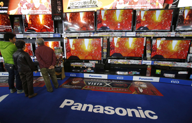 Panasonic to shut down plasma TV production by March 2014: Report