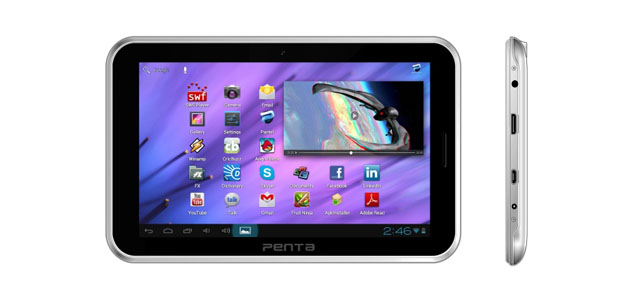 Penta T-Pad WS708C tablet with Android 4.1 launched for Rs. 6,999