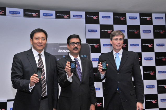 RCOM and Lenovo to launch CDMA+GSM smartphones in India