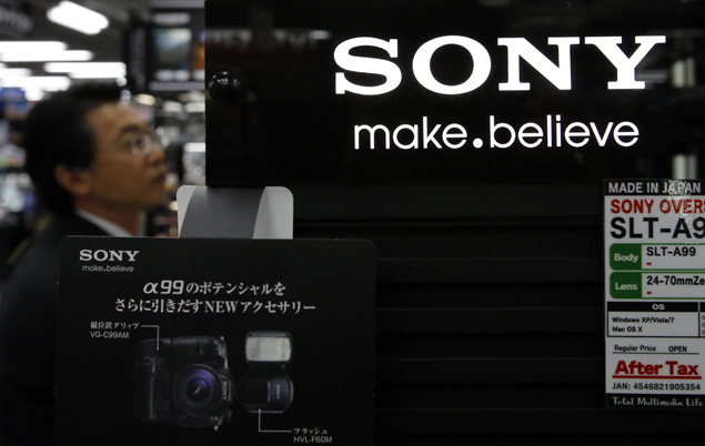 Sony selling stake in social networking firm DeNA for $437 million