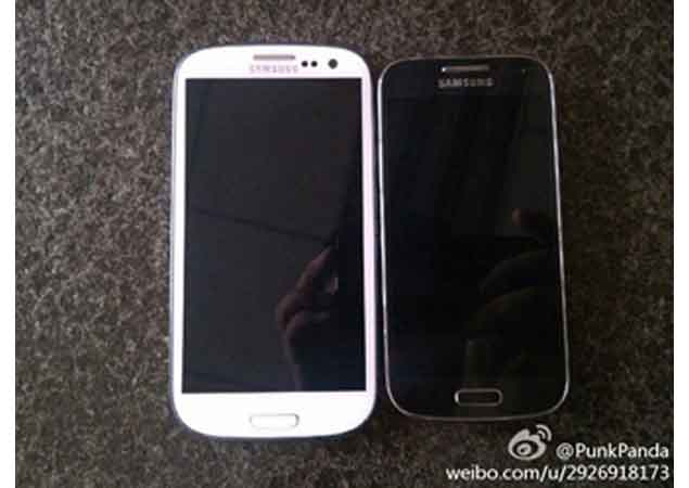Samsung Galaxy S4 mini spotted in fresh leaked pictures