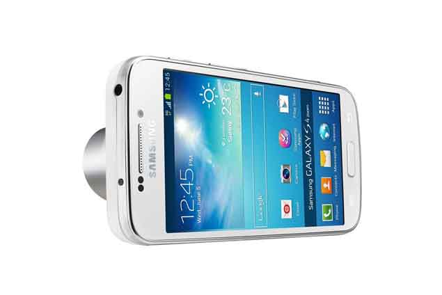 Samsung Galaxy S4 Zoom with 16-megapixel camera, 10x optical zoom launched for Rs. 29,900