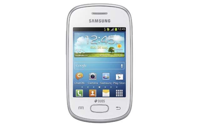 Samsung Galaxy Star Games Video