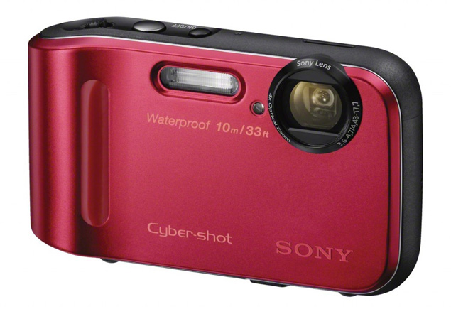 CES 2013: Sony announces 5 new cameras, including rugged TF1, Wi-Fi enabled WX80