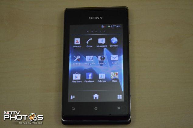 Sony Xperia E dual review