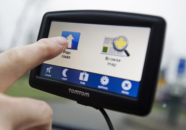TomTom opens up maps to developers