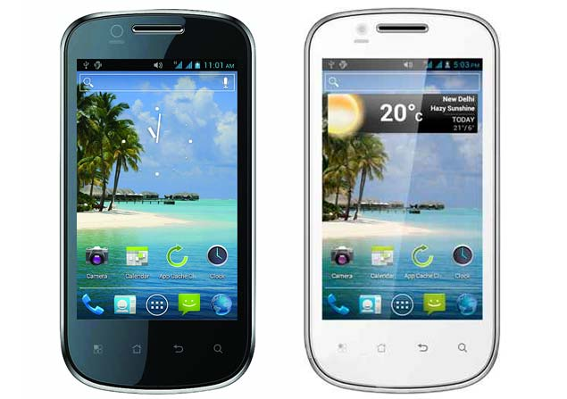 Videocon launches A27 with 4.0-inch display, Android 4.0 for Rs.5,999