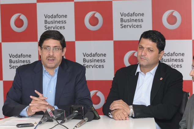 Vodafone launches security solution for corporate clients