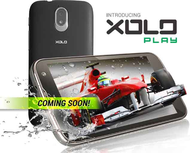 Xolo Play with Tegra 3 processor to launch July 15 for Rs. 15,999