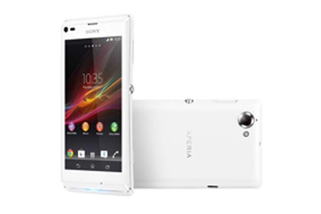 Sony Xperia L now available online for Rs. 18,990