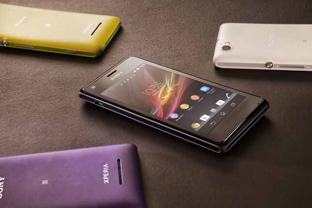 Sony Xperia M and Xperia M dual smartphones officially announced