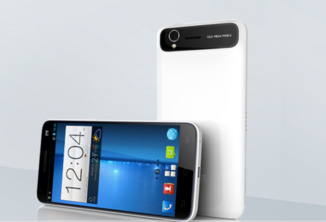 ZTE unveils Grand S, thinnest smartphone with full-HD display