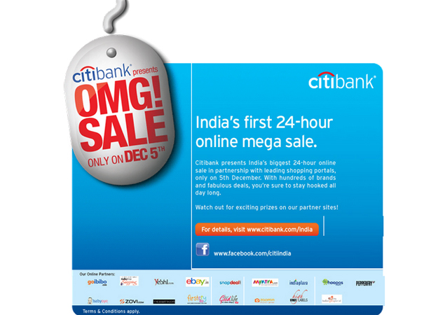 India to get a taste of Cyber Monday-like deals courtesy Google, Citibank