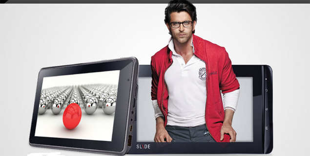 iBall launches Slide 3G dual-SIM Android 4.0 tablet for Rs. 10,999