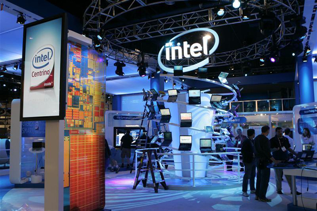 Intel opens its chip manufacturing facilities to other companies