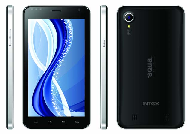 Intex launches AQUA style with 5.9-inch display for Rs. 11,200