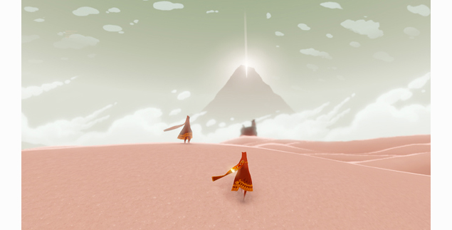 'Journey' leads Spike Video Game Awards nominees