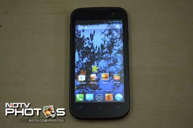 Micromax A88 Canvas Music review