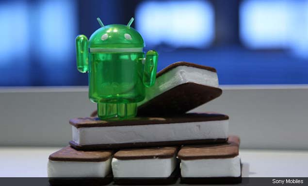 Sony rolls out ICS update for Xperia mini, pro and active