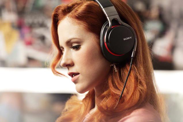 Sony announces premium MDR-1 range of headphones