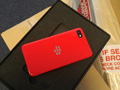 BlackBerry offers limited edition red Z10 device to developers