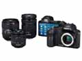 Samsung Galaxy NX mirrorless camera press shots leak