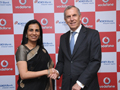 Vodafone launches m-pesa mobile money transfer service with ICICI bank