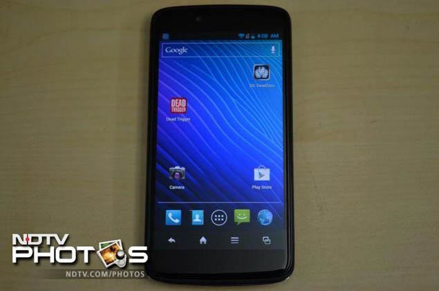 separation shoes 6cf38 64bb5 Xolo X1000 review | NDTV Gadgets360.com