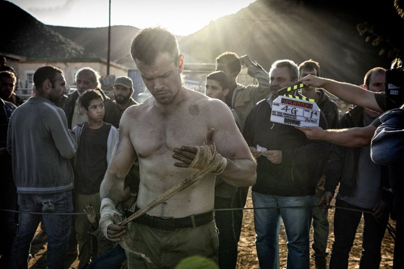 The Weekend Chill: Jason Bourne, Batman, and More