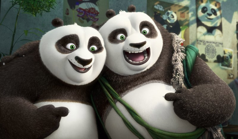 Kung Fu Panda 3, Batman, and More for Your Weekend