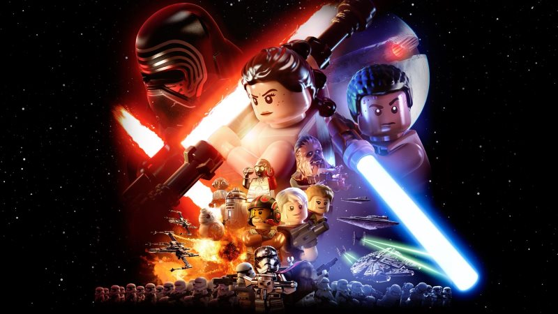 The Weekend Chill: Lego Star Wars, Inside, and More