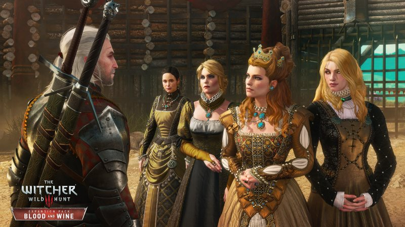 The Weekend Chill: The Witcher 3, The Nice Guys, and More