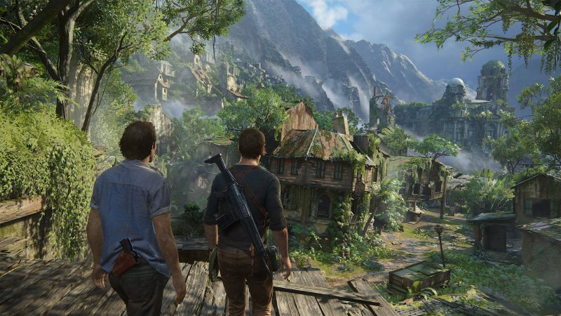 The Weekend Chill: Uncharted 4, Radiohead, and More