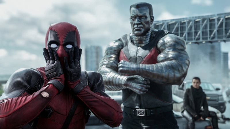 The Weekend Chill / Deadpool (2016 film)