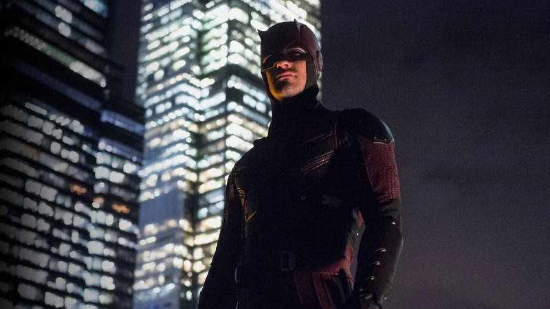 The Weekend Chill / Marvel's Daredevil (2015 TV show)
